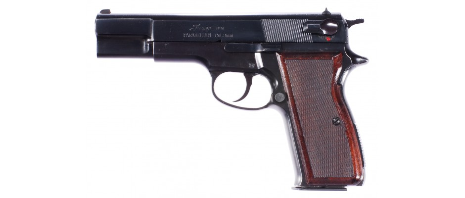 Pistole FÉG P9R