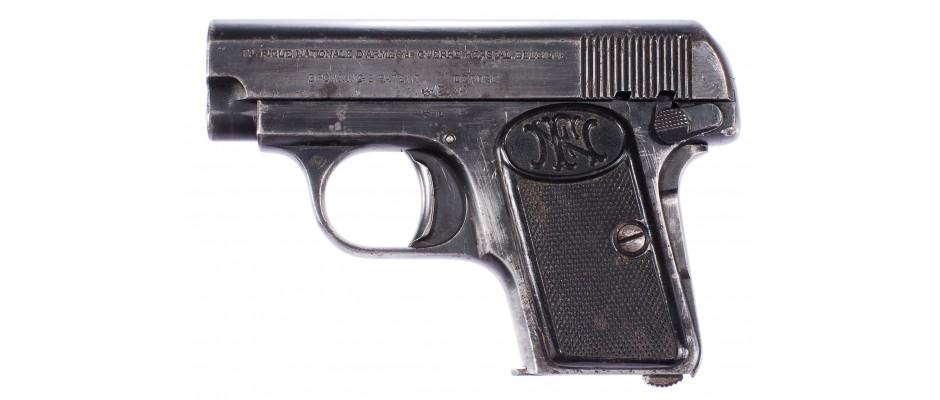 Pistole FN 1906 6,35 mm Br