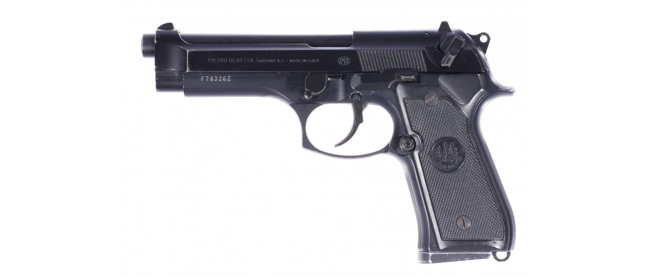Pistole Beretta 92 FS 9 mm Luger