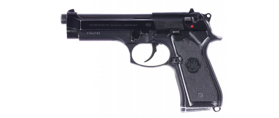 Pistole Berreta 92 9 mm Luger
