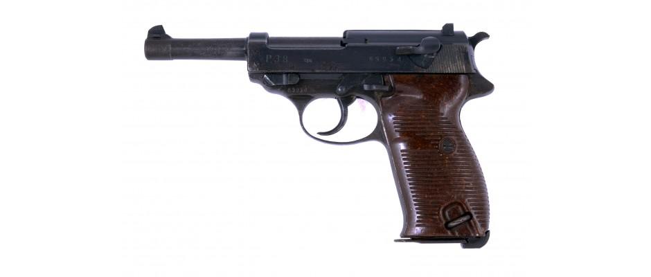 Pistole P 38 9 mm Luger