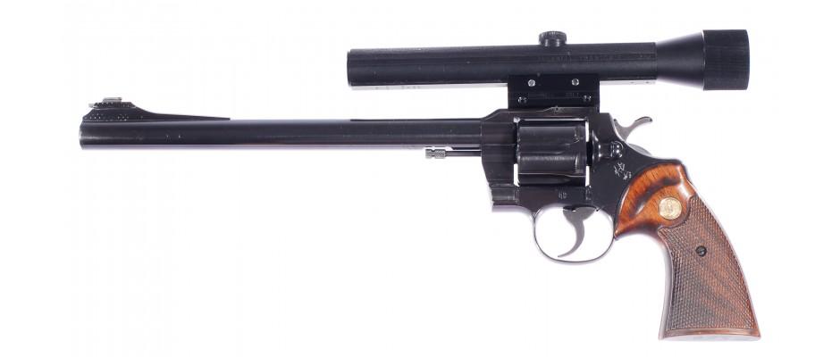 Revolver Colt Trooper 357 Magnum
