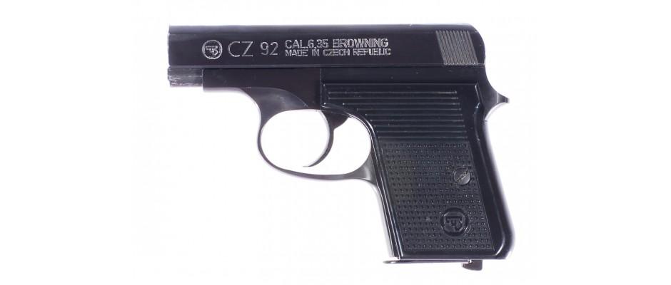 Pistole ČZ 92 6,35 mm Br