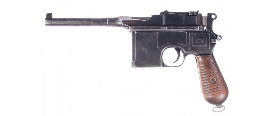 Pistole Mauser C 96 model 1930 7,63 mm Mauser