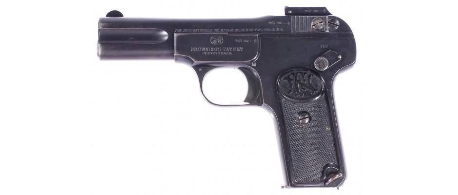 Pistole FN mod. 1900 7,65 mm Br