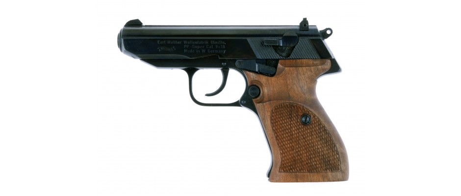 Pistole Walther PP Super 9x18 Police