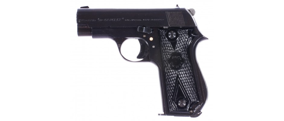 Pistole Unique model Rr-51 Police 7,65 mm Br.