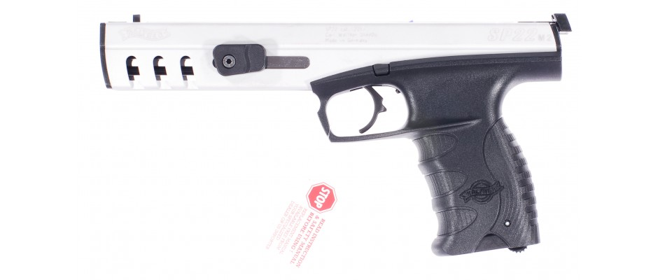 Pistole Walther SP 22 M2 22 LR