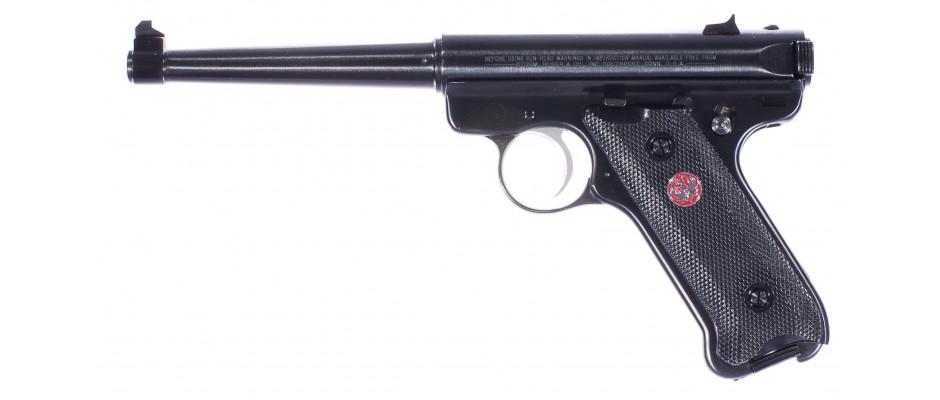 Pistole Ruger Mark II 22 LR