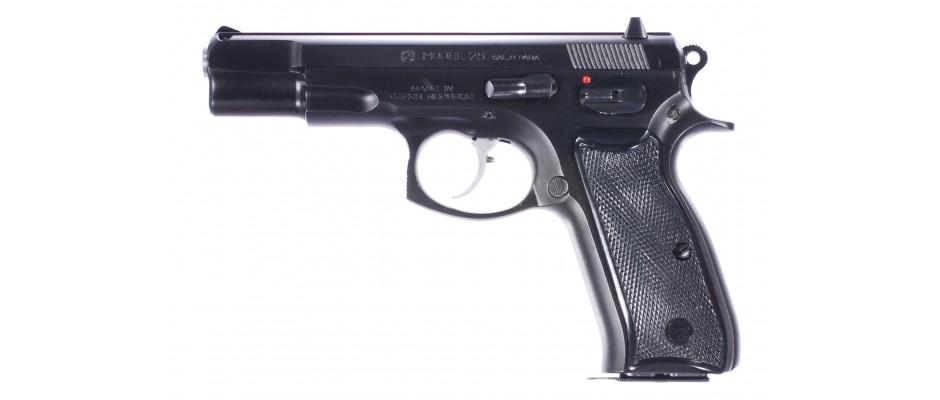 Pistole CZ 75 9 mm Luger