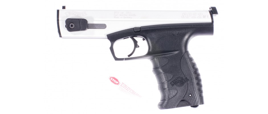 Pistole Walther SP 22 M1 22 LR