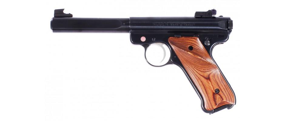Pistole Ruger Mark II Target 22 LR