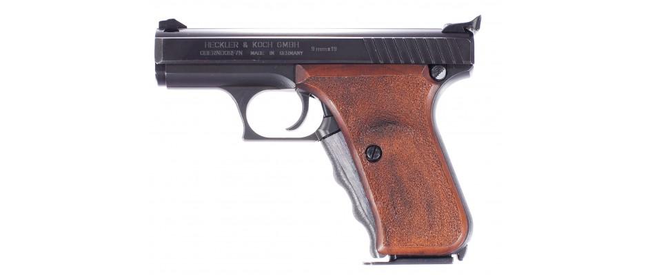 Pistole Heckler&Koch P7 9 mm Luger