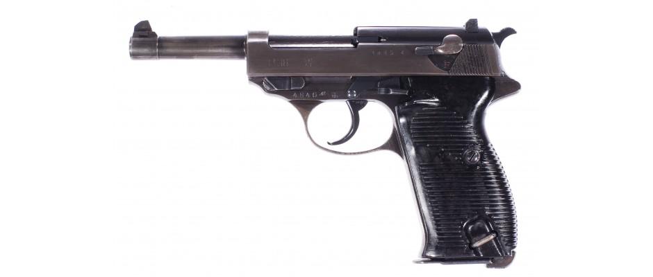 Pistole P.38 Mauser 9 mm Luger
