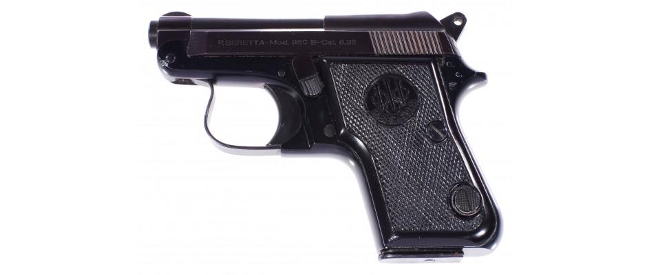 Pistole Beretta 950 B 6,35 mm Br