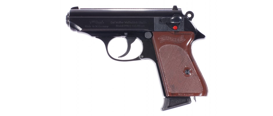 Pistole Walther PPK-L 7,65 mm Br