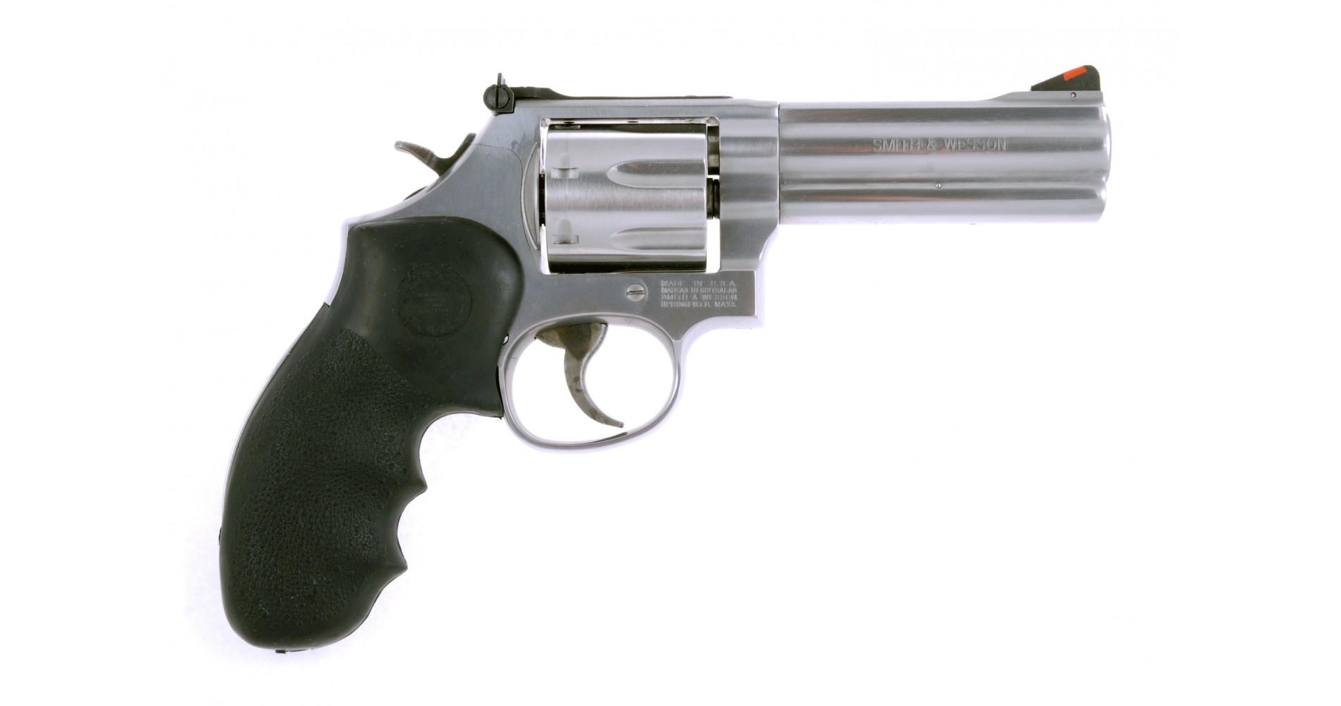 Smith Wesson 686 357 Magnum | Car Interior Design