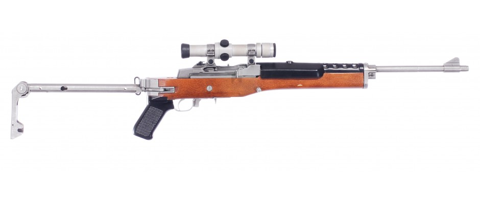 Puška samonabíjecí Ruger Mini 14 223 Remington