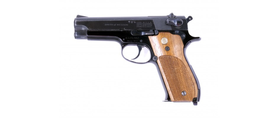 Pistole Smith&Wesson Model 39-2 9 mm Luger