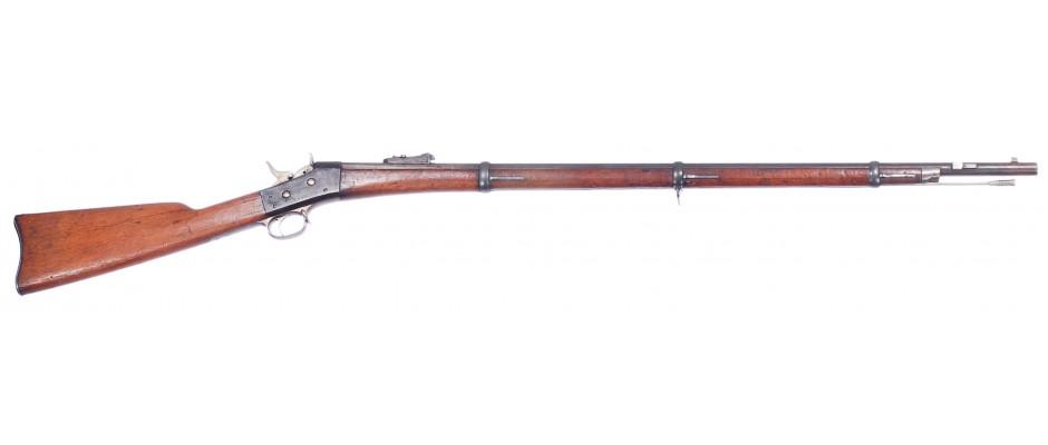 Puška jednoranová Remington 1867 Kat.D! 12,17x44R