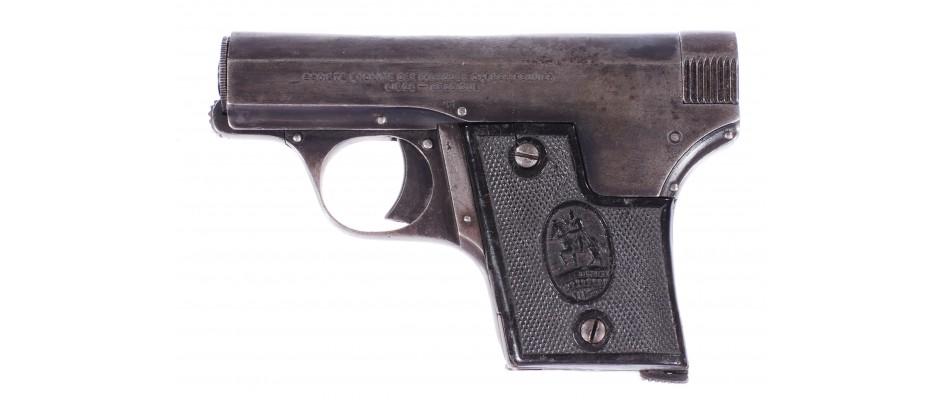 Pistole Fabriques d´Armes Reunies Dictator 6,35 mm Br