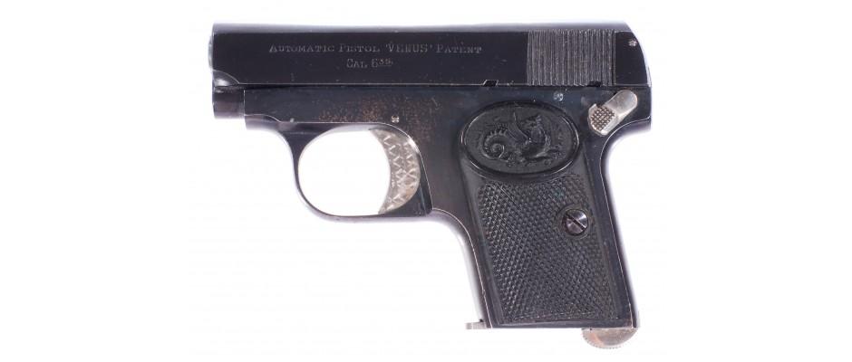 Pistole Tomas de Urizar Venus 6,35 mm Browning