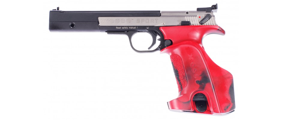 Pistole Walther GSP .22 LR