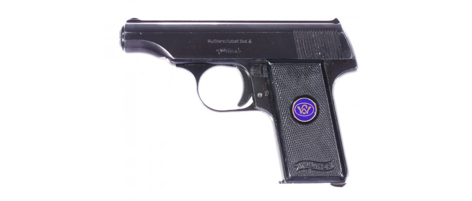 Pistole Walther model 8 6,35 mm Br