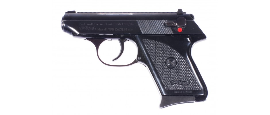 Pistole Walther TPH 6,35 mm Br
