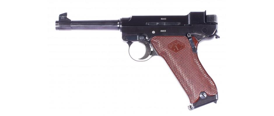 Pistole Valmet L-35 9 mm Luger