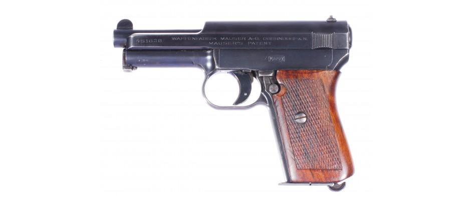 Pistole Mauser 1914 WWI 7,65 mm Br