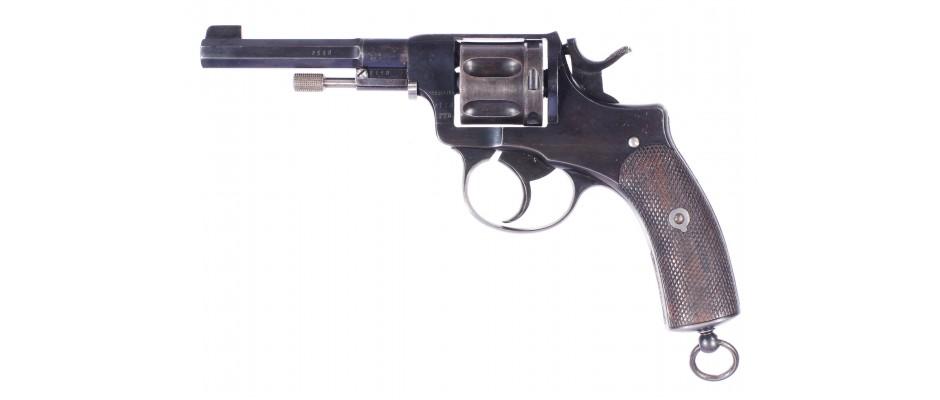 Revolver Husqvarna model 1887