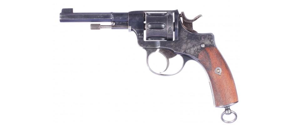 Revolver Husqvarna model 1887 7,5x22 R