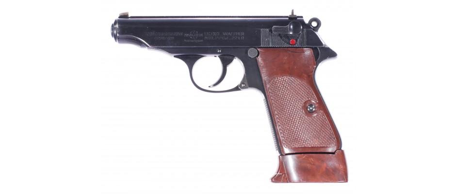 Pistole Manurhin PP Sport 22LR