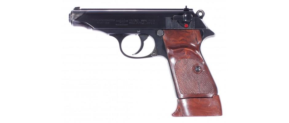 Pistole Manurhin PP Sport+pouzdro 22LR