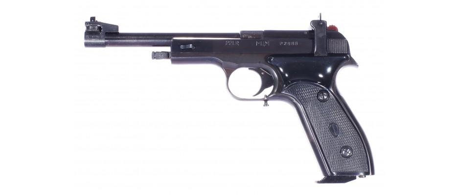 Pistole MCM Margolin 22 LR