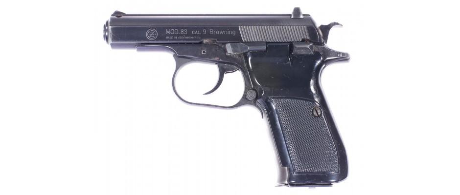 Pistole ČZ vz.83 9 mm Browning