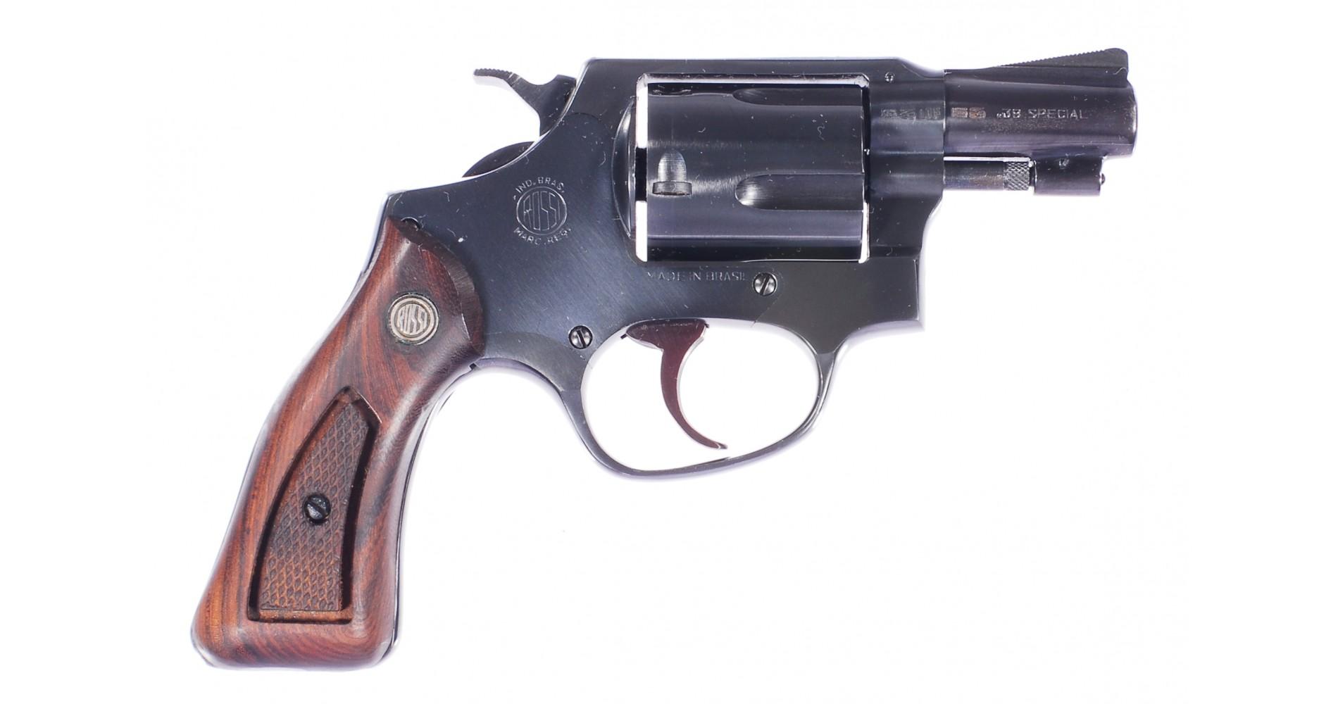 Fotos - Rossi Amadeo Rossi 38 Special Revolver