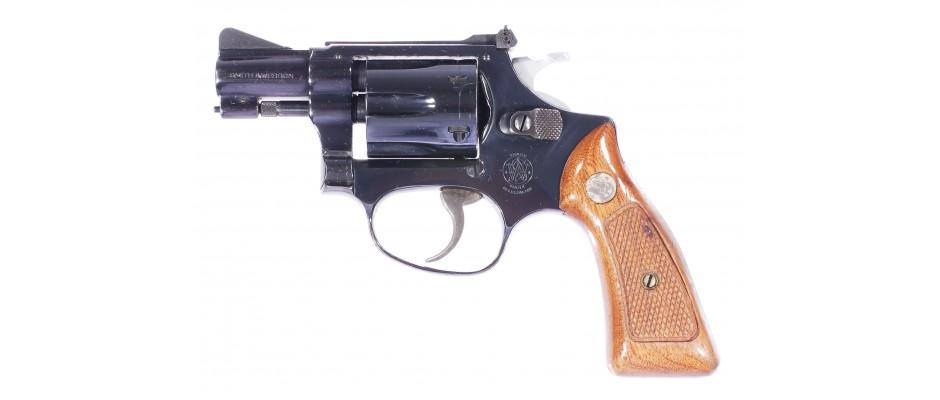 Revolver Smith&Wesson mod. 34-1 22 LR