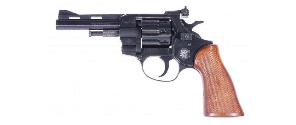 Revolver Arminius HW 4/4 Kat.D! 4 mm M20