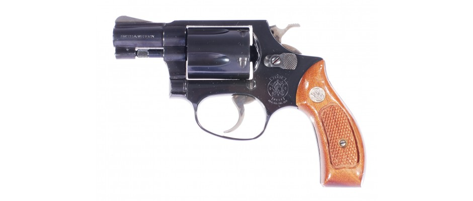 Revolver Smith&Wesson mod. 36 38 S&W Special