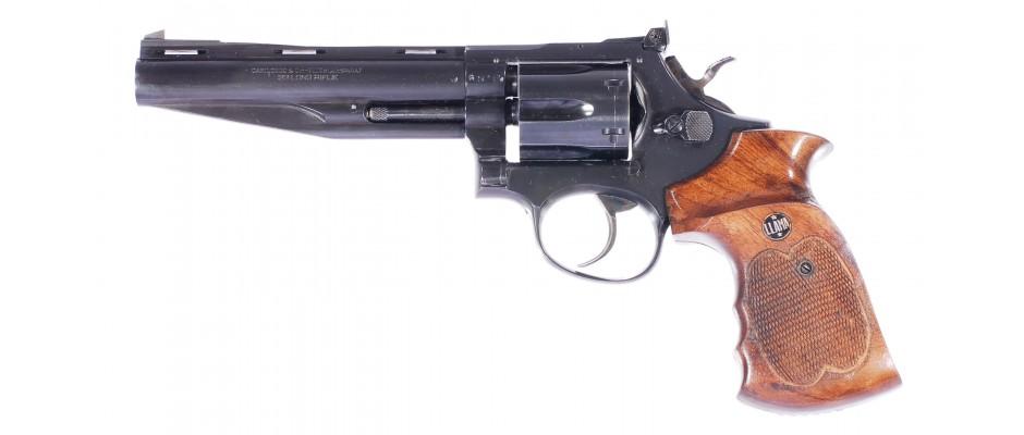 Revolver Ruby model 29 Olympico 22 LR