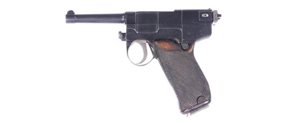 Pistole Glisenti 1910 9 mm Glisenti