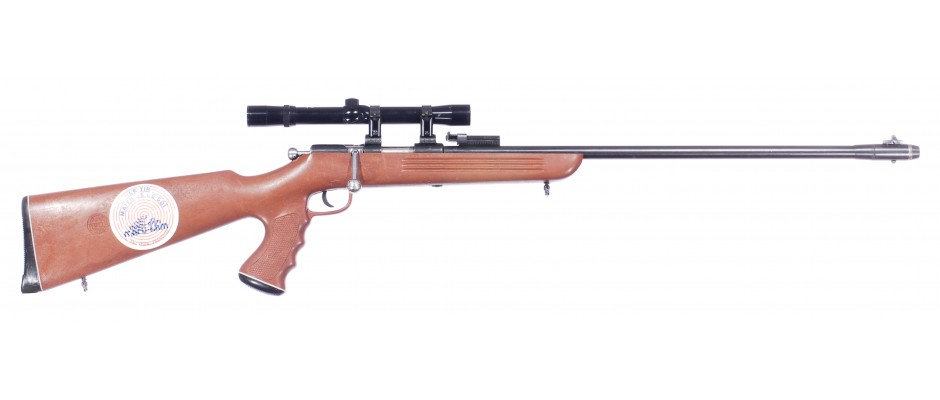Malorážka jednoranová Manu Arm 22 LR