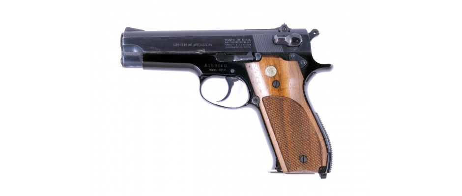 Pistole Smith&Wesson Model 32-9 9 mm Luger