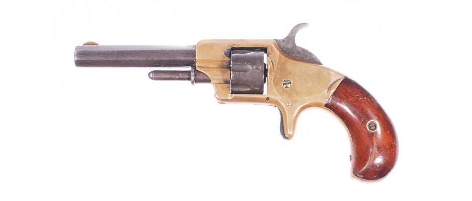Revolver Whitneywille Model 1 (Kat.D) 22 Short