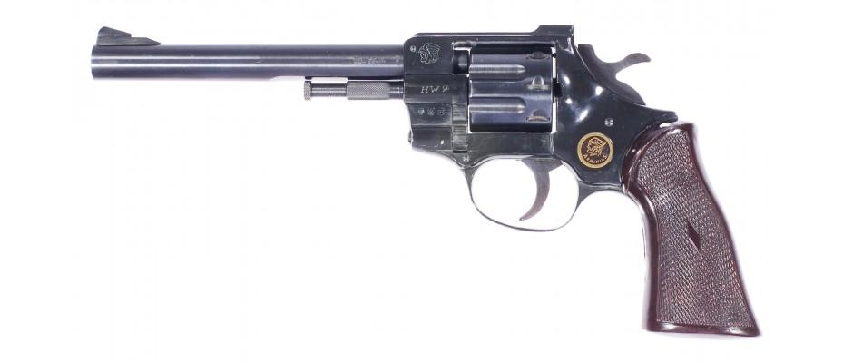 Revolver Arminius HW 7 22 LR