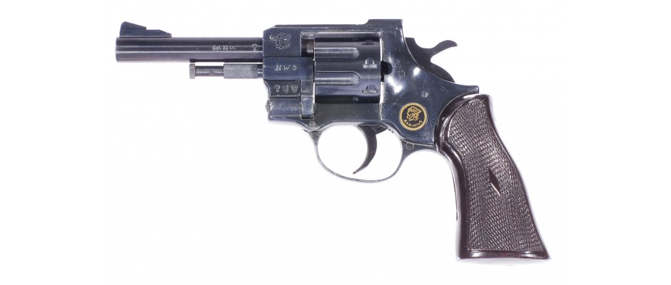 Revolver Arminius HW 5 22 LR
