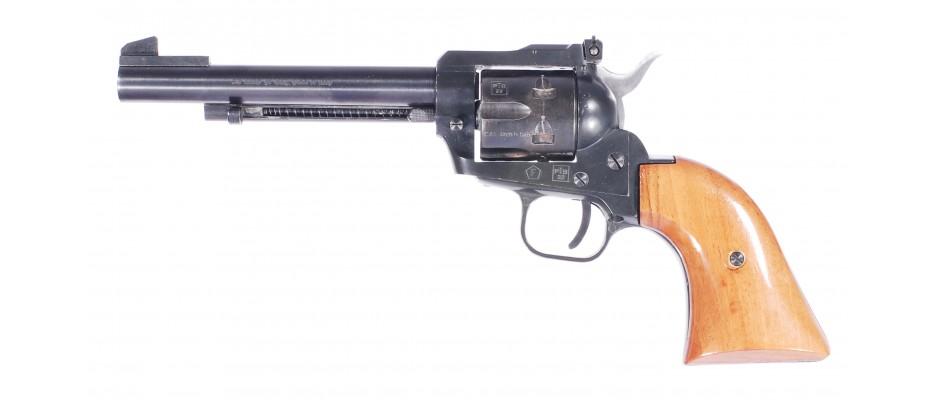 Revolver H. Schmidt Mod. 21 4 mm R lang Kat.D!