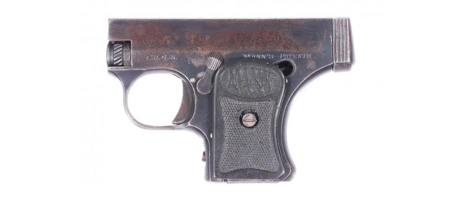 Pistole Mann model 1921 6,35 mm Br.